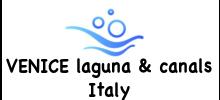 Sea touring kayak in Venice