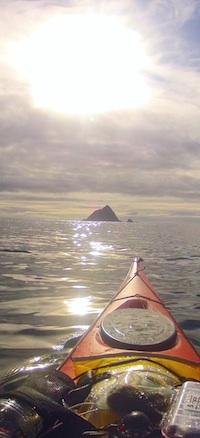 Sea Kayak touring in Norway